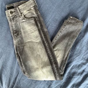 Mother High Rise Skinny Jeans